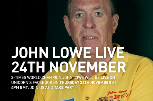 John Lowe Live