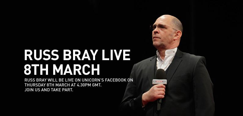 Russ Bray Live